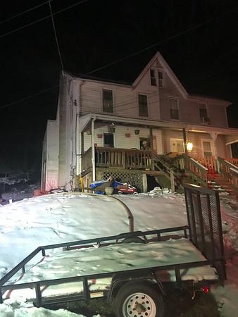 S. Brandywine Ave - House Fire
