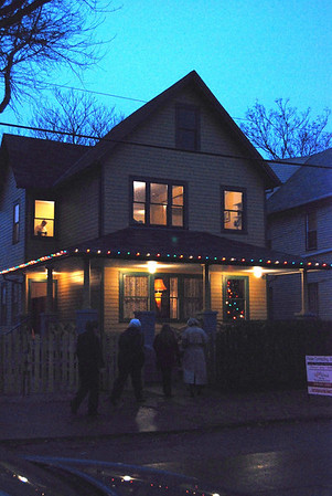 """The """"A Christmas Story"""" House and other Christmas Movie memorabilia"""