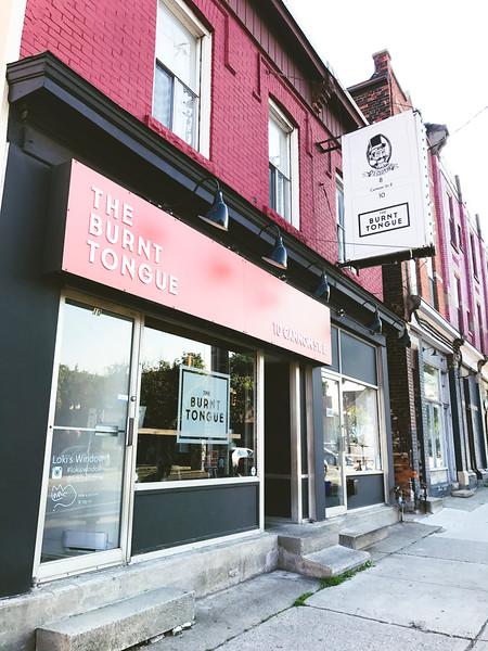 Hamilton best restaurants the Burnt tongue 2.jpg