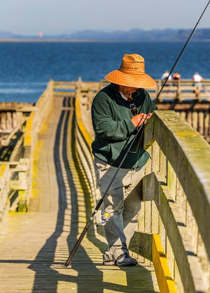 Pier Fisherman