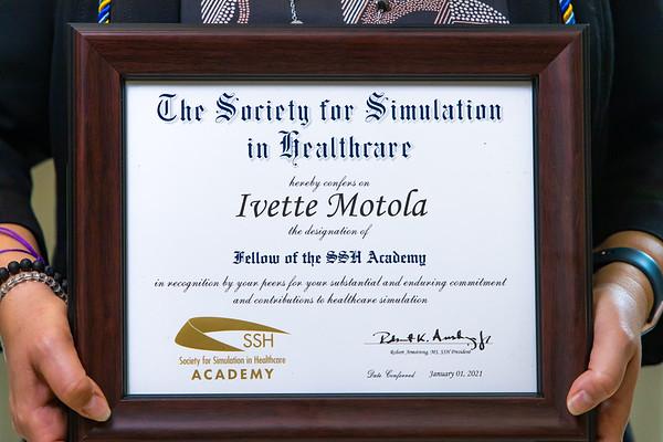 011421 Gordon Center Dr. Motola Award