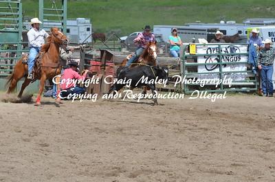 06-07-14 Slack Steer Wrestling