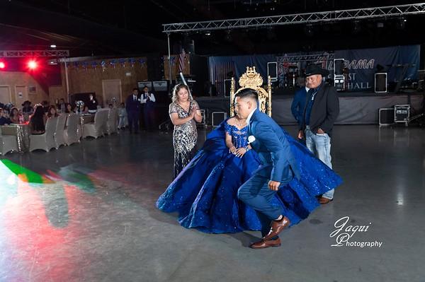 Presentacion y Baile