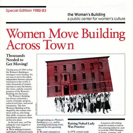1983, Women Move Building