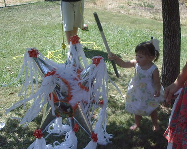 Haley Birthday #2, September 9, 2007