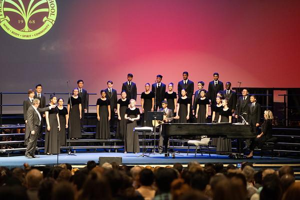 Fremont Christian School Fall Concert 2018