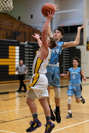 2021-01-11 - Sullivan North JV Boys vs Hampton @ North
