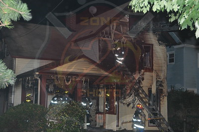 Freeport F.D. Signal 10 Raynor St. and Bedell St. 9/2/14