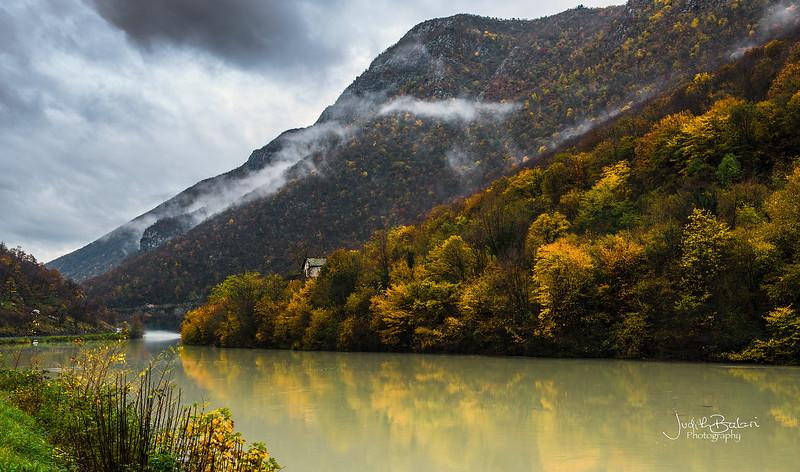 Socca River, Slovenia