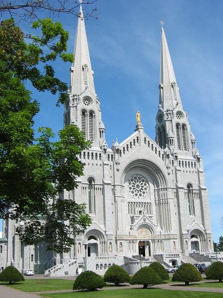 St. Anne-de-Beaupre, Quebec