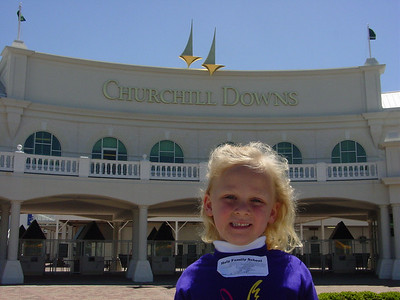 2002 Churchill Downs Field Trip