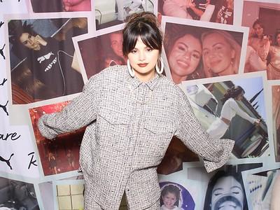 PUMA x Selena Gomez - New York, NY