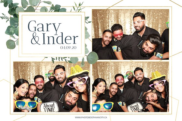 Gary & Inder