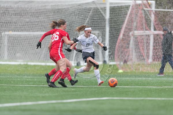 Wheaton College Women's Soccer vs Washington University, October 20, 2018