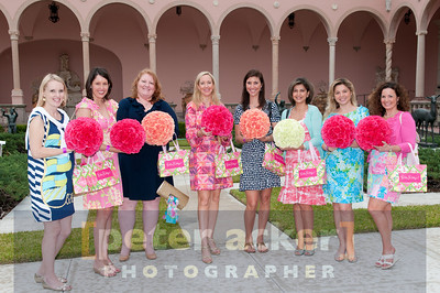 Lilly Pulitzer Luncheon 2011