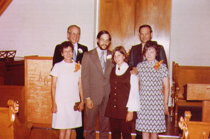 The Wedding,Bride & Groom & Parents.jpg