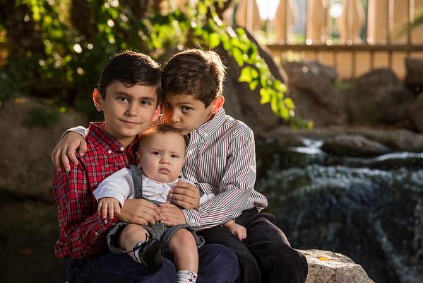 Basha Family Portrait