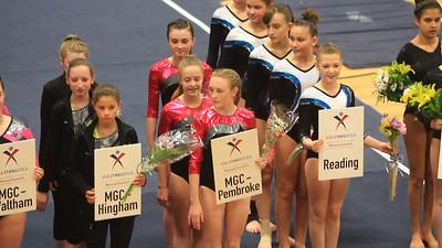 Gymnastic States