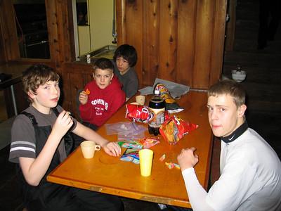 Nanitch Lodge - 2010