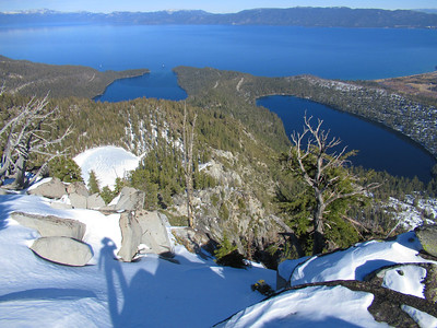Lake Tahoe: Feb 15-19, 2018
