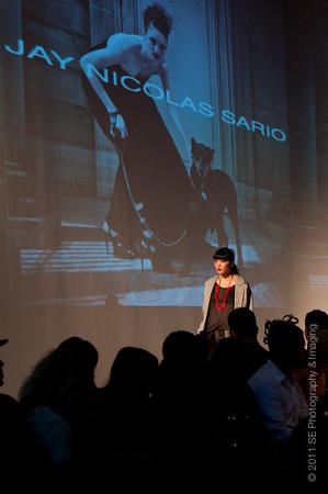 Black V | A Dark Fashion Event