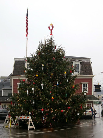 Kennebunkport at Christmas time 2012
