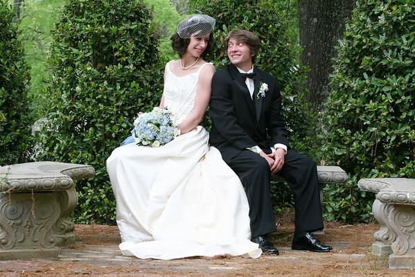 Courtney & Jarrell Wedding