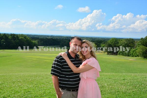 Renae and Steve