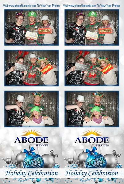 Abode Holiday Party