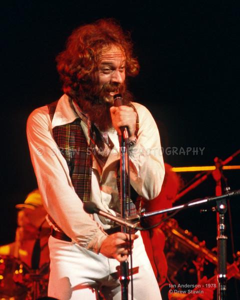 Jethro Tull - 1978 - Cobo Hall