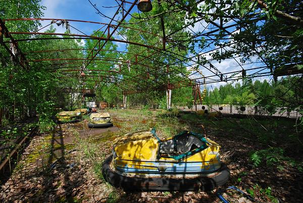 City of Pripyat,Chernobyl