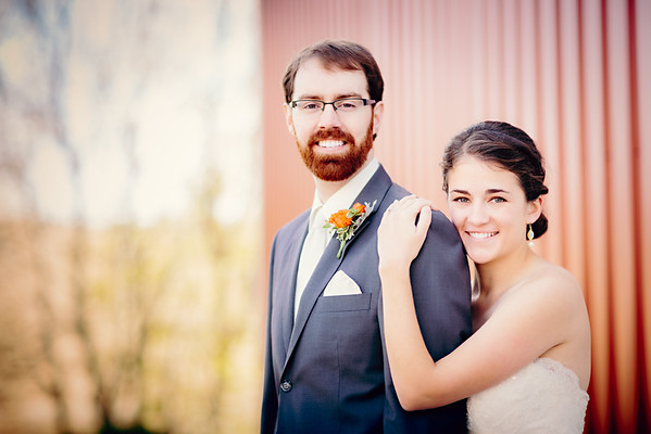 Steph and Matt Wedding