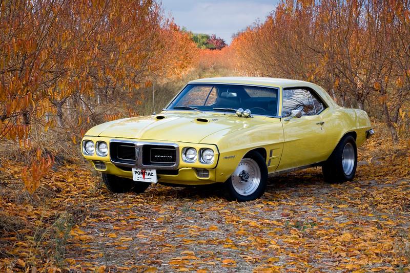 1969 Firebird 400
