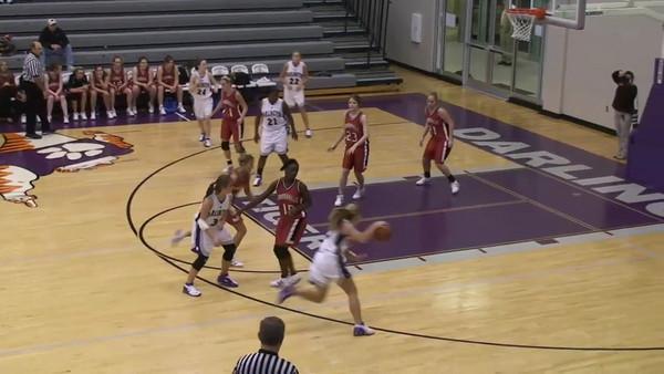 Darlington Girls vs Sonoraville 12-4-2007 video
