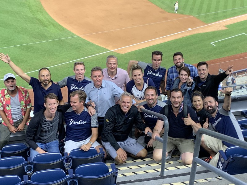 European Surgical team at Yankee Stadium.jpg