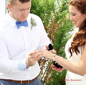 Mr. & Mrs. Rumiantcev