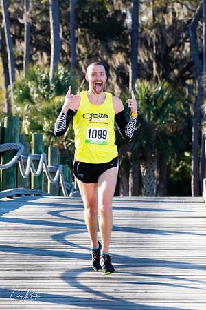 Optim Orthopedic Skidaway Island Marathon, Half and 5k