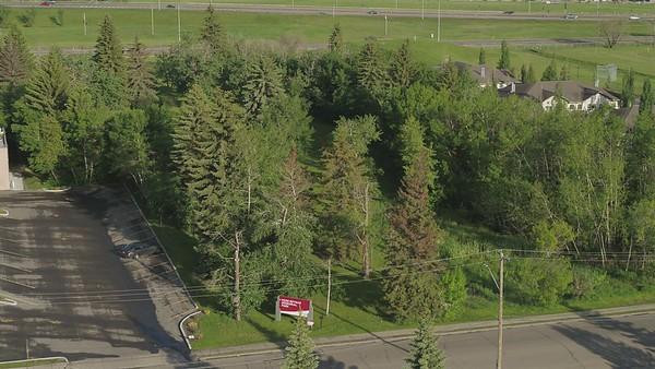 Herb Reynar Memorial Park and Highway 2 Drone Video