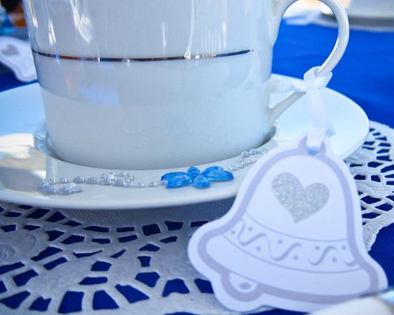 Rochelle's Bridal Tea Party
