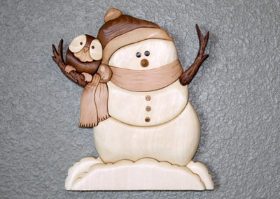 Oh Hoot and Snowman