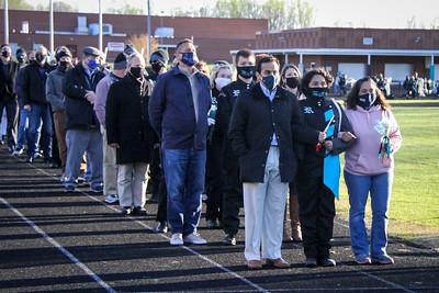 Seniors on the Field