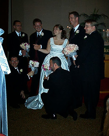 Lisa Wedding Ceremony