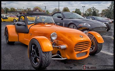 SPEED RACEWAY -EXOTIC CAR SHOW