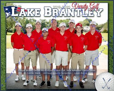 LBHS Golf 2019-2020
