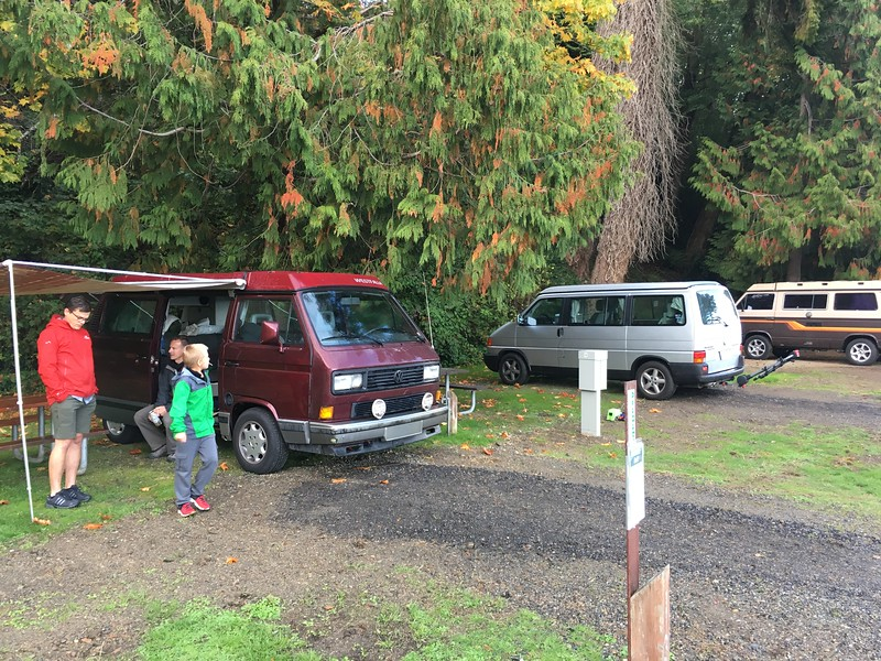 Van-palooza @ Fay Bainbridge park