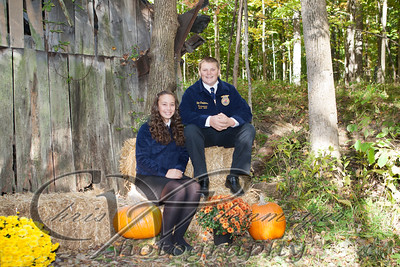 FFA OFFICERS 2016