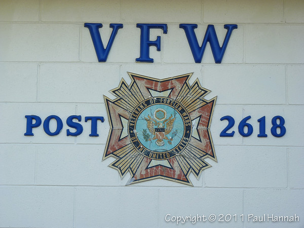 VFW Post 2618 - Brookhaven, MS - M60A3