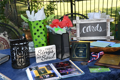 5-25-2019 Griffin Shemaker Sunnyvale High School Graduation Party