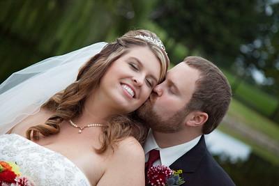 Jennifer & Corey - Bride, Groom & Wedding Party