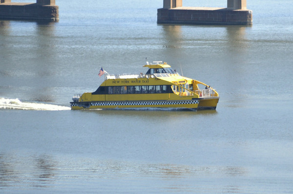 New around these here parts New York Water Taxi Sam Homes 10 Sept 2012 10:45 hd hrs